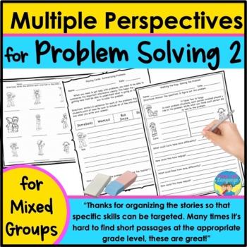 Social Skills Activities:Perspectives & Problem Solving 2,