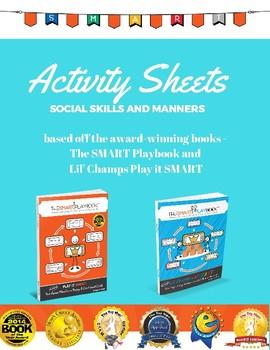 Social Skills Activity Sheets from the Award-Winning The S