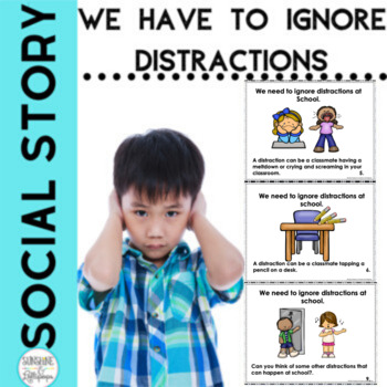 Social Skills Classroom Management We have to Ignore Distr