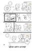 Social Skills Coloring Comics - autism, language, speech,