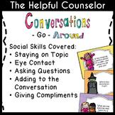 Social Skills: Conversation Game ~ Helpful School Counselor