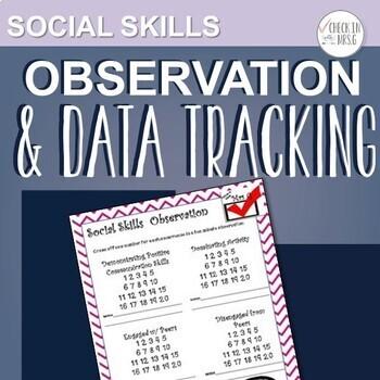 Social Skills Data