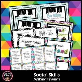 Social Skills Making Friends