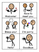Social Skills Memory: Good Manners