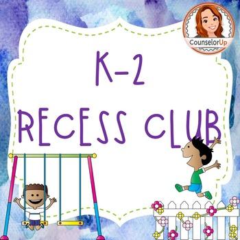 Social Skills - Recess for Elementary