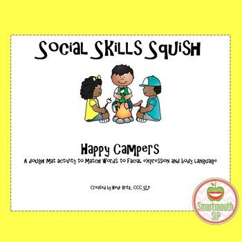 Social Skills Activities:  body language