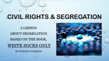 """Rosa Parks & """"White Socks Only"""" Lesson - 3 Video link PBIS"""