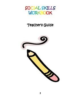 Social Skills Workbook Teacher's Edition