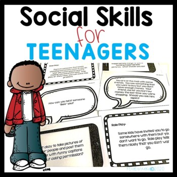 Social Skills for Teenagers