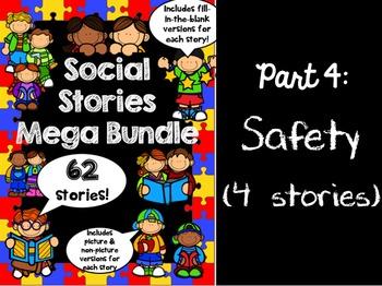 Social Stories Mega Bundle - PART 4 -- Speech therapy, Cou