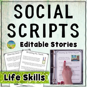 Social Stories for Autism - Life Skills