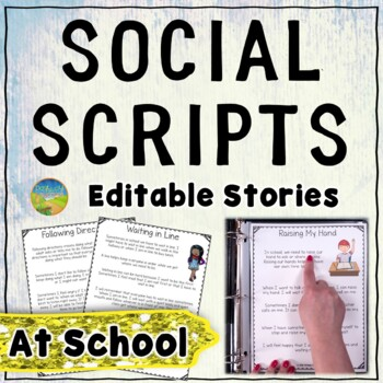 Social Stories for Autism - School
