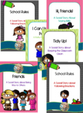 Social Story Bundle!