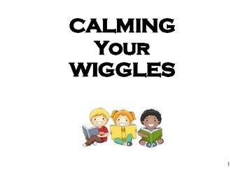 Social Story - Calming My Wiggles