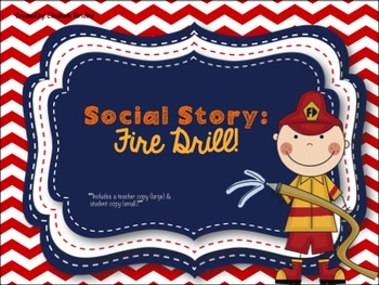 Social Story: Fire Drill!