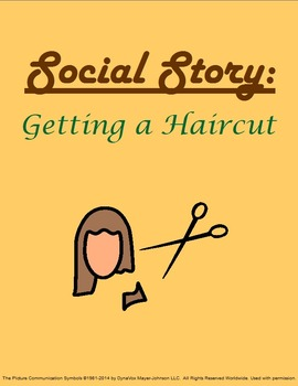 Social Story: Getting a Haircut
