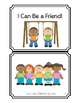 Social Story: I Can Be a Friend!