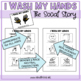 I Wash My Hands- A Social Story for Autism, Early Elementa