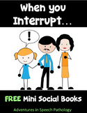 Social Story: Interrupting