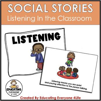 Social Story - Listening