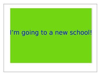Social Story- New School!