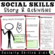 SOCIAL STORY~ Pack 1 {Coping Strategies, For 3rd-5th Grade