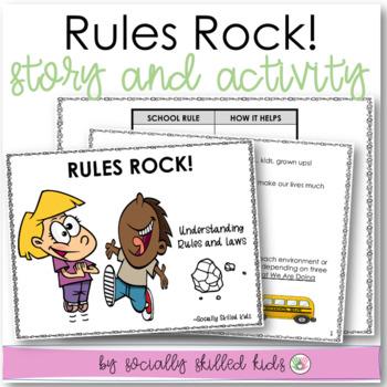 SOCIAL STORIES: Rules Rock!