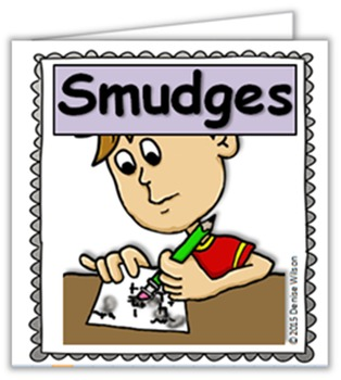 Social Story (Illustrated) - Smudges