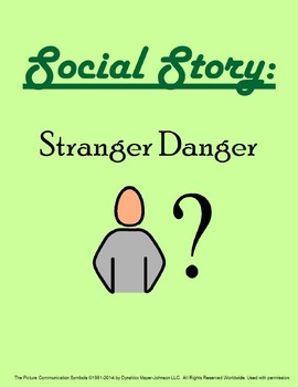 Social Story: Stranger Danger