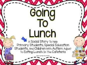 Social Story - Going To Lunch