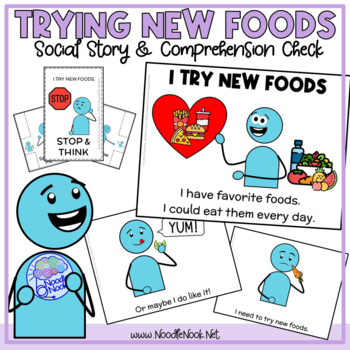 Social Story: Trying New Foods