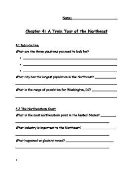 Social Studies Alive!, Northeast, Chapter 4