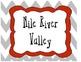 Social Studies Ancient River Valley Civilizations Card Sort