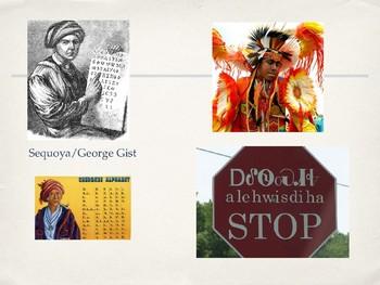 Social Studies & Cultural Diversity- Cherokee Native Ameri