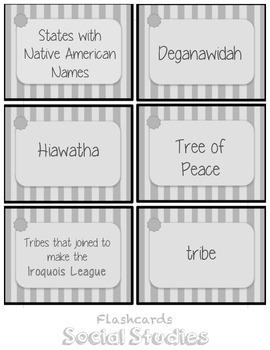 Social Studies Flashcards WordWall StudyGuide Scott Foresm