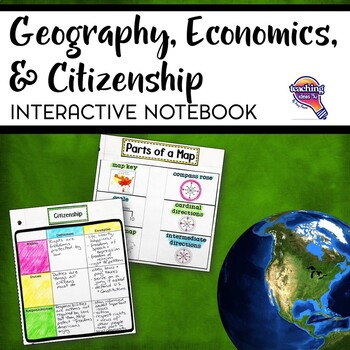 Social Studies Geography Economics Citizenship Interactive