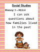 Social Studies I Can Posters