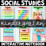 Social Studies Interactive Notebook - Kindergarten