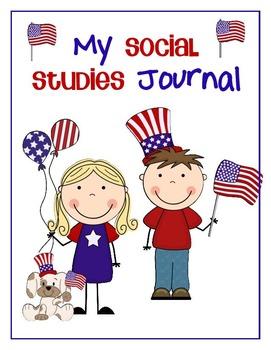 Social Studies Journal for Kinders - Culture