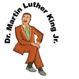 Social Studies: Martin Luther King  Jr. Packet : Black His