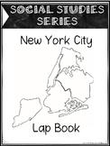 Social Studies Series: New York City Lap Book