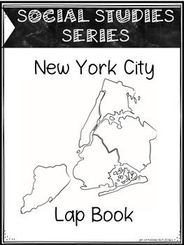 Social Studies Series: New York City Lap Book