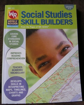 Social Studies Skill Builders Grades 4-5 Geography, Econom