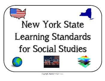 New York State Social Studies Standards