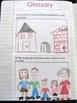 Social Studies Vocabulary Cards for First Grade Virginia SOLs