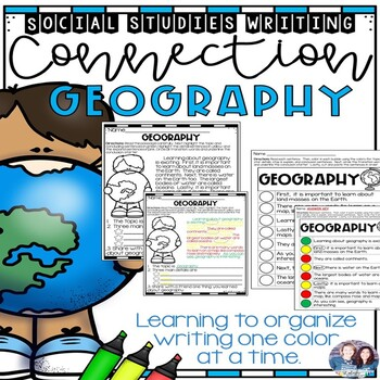 Social Studies-Writing Connection Geography