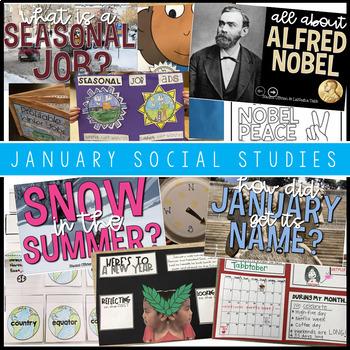 Social Studies for January