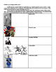 Social Studies modified worksheet Underground Railroad