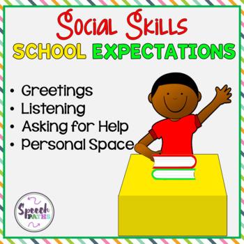 Socially Smart: School Expectations