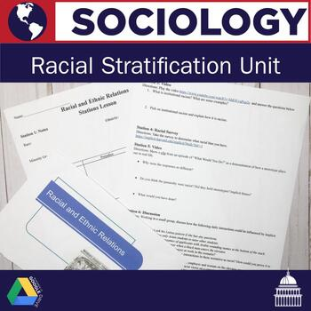 Sociology: Race and Ethnicity Complete Unit Plan